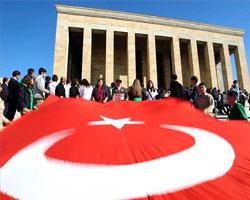 День памяти Ататюрка