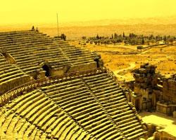 Амфитеатры в Турции