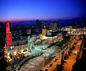 Город Мерсин – важный порт и курорт в Турции