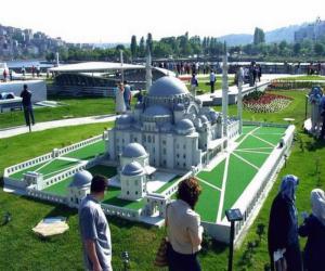 Парк миниатюр Стамбула