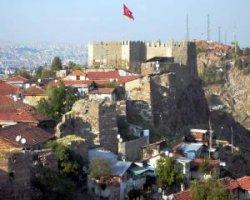 Цитадель Хизар в Анкаре