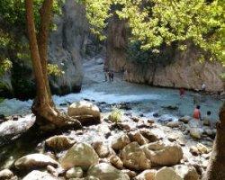Экологический туризм в Турции: заповедник Султансазлыги и парк Саклыкент